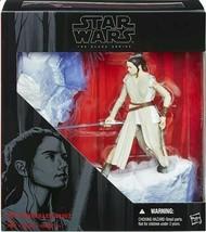 Star Wars Rey Starkiller Base Exclusive The Black Series figure set - $26.95