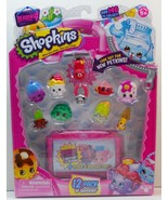 Shopkins Season 4 Petkins 12 pk Spec Ed Flicker... - $15.95