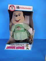 "Vtg. L977  Minnie Mouse 11""  Stuffed Animal Plush Disney Doll In Original Box - $15.88"