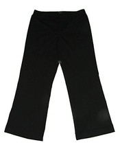 Nine West Womens Cuffed Trouser Stretch Pants Savannah Pinstripe SZ 12 B... - $47.03