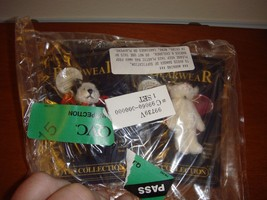 Boyds Bears T F Wuzzie Pins Set of 3 - $32.99