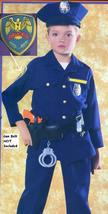 POLICEMAN Costume size 4/6 Childs  - $35.00