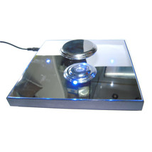 Magnetic gravity levitation floating display stand Auto Rotating Auto Ro... - $71.21