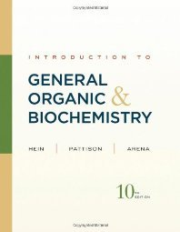 Introduction to General Organic and Biochemistry by Morris Hein