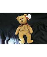 Ty Original Curly The Bear Beanie Baby Hang Tag 1996 Tush Tag1993 Errors... - $2,969.99
