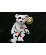 Ty Original Gloria The Bear Beanie Baby Hand Tag1997/Tush Tag1998 Errors... - $989.99