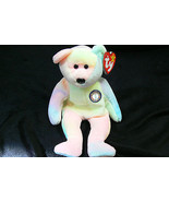 Ty Original B.B. The Bear Beanie Baby Tush Tag1999 Errors MWMT - $84.14