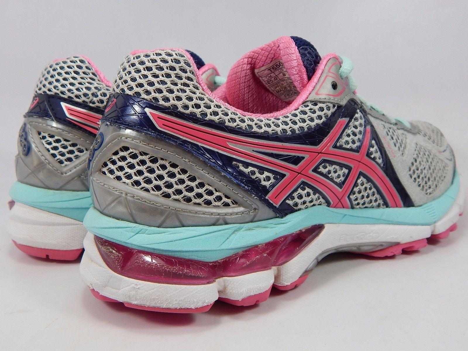Asics GT 2000 v 3 Women's Running Shoes Size US 8 M (B) EU 39.5 Pink GrayT550N