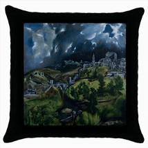 Ambassadors Hans Holbein Throw Pillow Case - $16.44