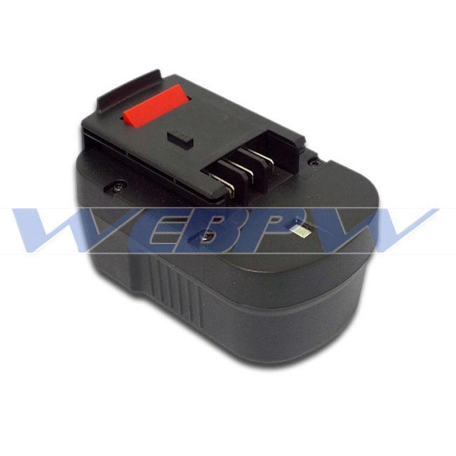 Power Tool Battery For BLACK & DECKER 14.4V 499936-34 499936-35 A144 A144EX A14