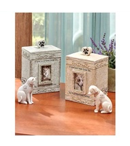 A Memorial To or Resting Place For Your Faithful Companion Pet Figurine ... - $12.98+