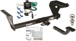 1995 06 Chrysler Sebring 4 Door Complete Trailer Hitch Tow Package W/ Wiring Kit - $237.95