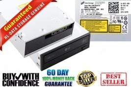 Lot of 2 LG SATA 24 DVD CD RW DL Disc Burner Writer Drive support M-Dis ... - $40.49