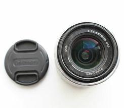 Sony E 18-55mm f/3.5-5.6 OSS SEL1855 Lens for Nex & Alpha Cameras used image 3