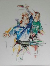 Table Tennis By Unknown Artist - $100.00