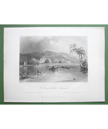 CANADA Fredericton Governor's House - 1841 Anti... - $19.75