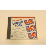The Best of British Rock Various Artists CD Bus Stop Gimme some lovin' B... - $19.78