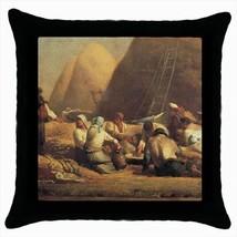 Mont Sainte Victoire Mark Tansey Throw Pillow Case - $16.44