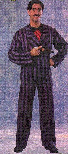 GOMEZ ADULT COSTUME THE NEW ADDAMS FAMILY STANDARD SZ