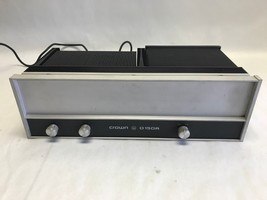 Vintage Crown D150A Stereo (2-Channel) Power Amplifier Amp - $128.69