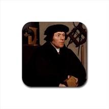 Nikolaus Kratzer Hans Holbein Non-Slip Drink/Beer Coaster Set - $6.74