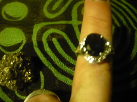 Haunted Male Djinn Of King Solmon Ring Beauty And Power Size 7.5 - $150.00