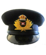 ROYAL MARINE SHIP WHITE STAR LINE TITANIC DECK CREW OFFICERS HAT NEW ALL... - $84.00