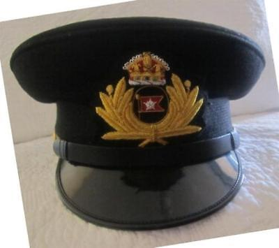 ROYAL MARINE SHIP WHITE STAR LINE TITANIC DECK CREW OFFICERS HAT NEW ALL SIZES
