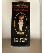 Freddy Sanchez 2006 All Star Bobble Head PNC Park Exclusive SGA Pirates - $9.50