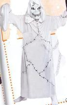 COOL GHOUL GHOST COSTUME SZ LG 12/14 CHILD'S  - $24.00