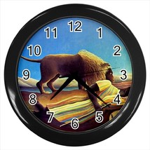 Sleeping Gypsy Henri Rousseau Wall Clock - $17.41