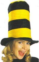 GO STEELERS! BLACK & GOLD OR YELLOW TALL TOP HAT  - $7.00