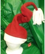 SANTA HAT WIRED SRINGY  - $25.00