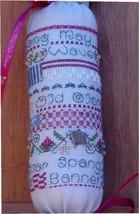 Long May She Wave Roll needleroll kit cross stitch Shepherd's Bush - $14.00