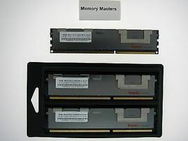 24GB (3X8GB) MEMORY FOR HP PROLIANT DL320 G6 DL360 G6 DL360 G7