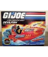 1985 Hasbro G.I. Joe Devilfish Vehicle w/ Missiles & Underwater Torpedo ... - $49.95