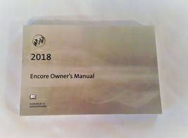 2018 Buick Encore Owners Manual 05143 - $22.72