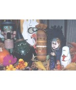 Halloween Roll needleroll kit cross stitch Shepherd's Bush - $12.00