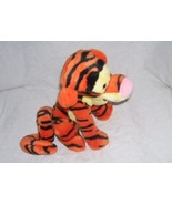 "Disney Winnie the Pooh Sitting TIGGER with Springy Tail Plush 10"" - $9.96"