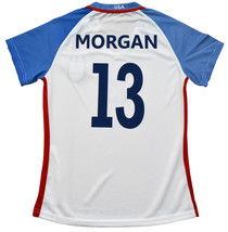 Morgan #13 US Women Jerseys Size Sm, Md, Lg - $32.99