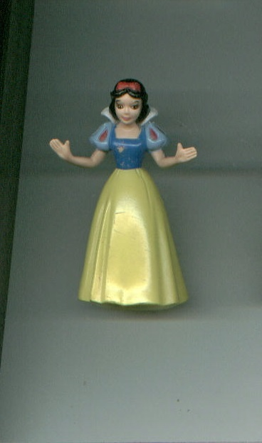 Primary image for Walt Disney SNOW WHITE Sneezy action figure / keychain / toys / sticker +