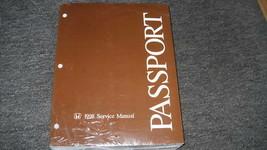 1998 Honda Passport SUV Servizio Riparazione Negozio Officina Manuale OE... - $51.60