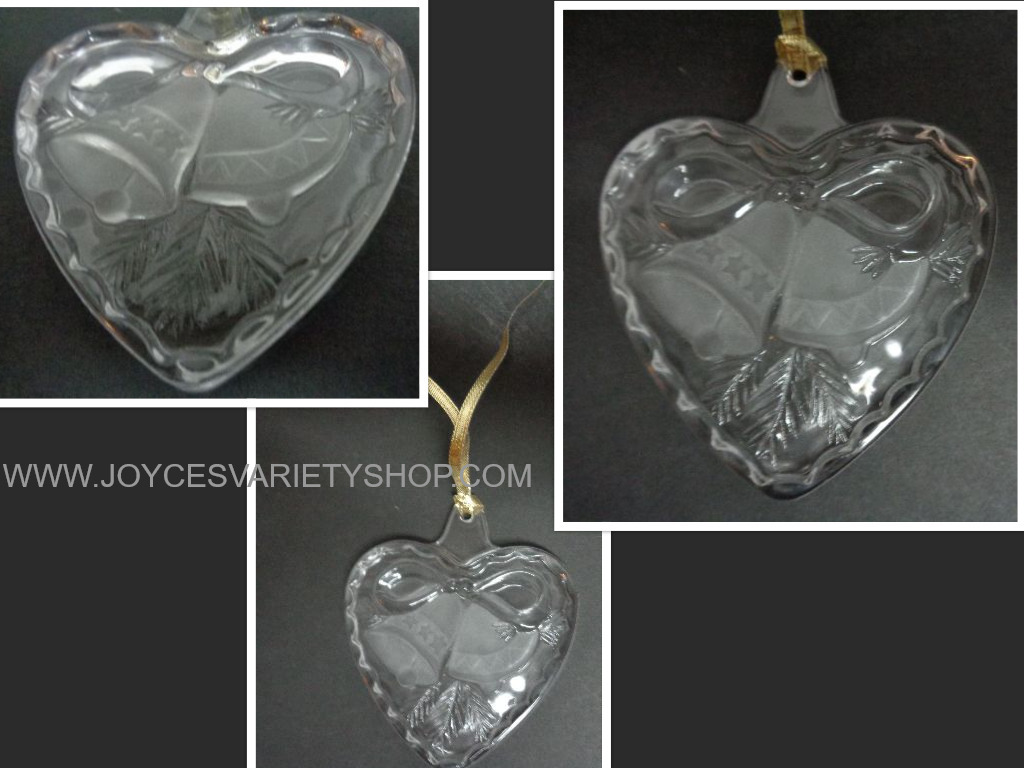 Mikasa heart ornament collage