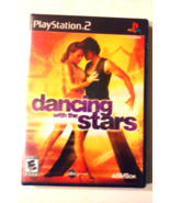 Dancing with the Stars Playstation 2 - $6.50