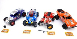 Adventure BAJA Dune Buggy Sand Buster ATV  Quad Lot Diecast 2005 Toy Things  - $32.76