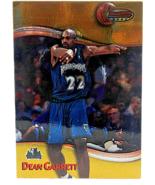 1999 Bowman Minnesota Timberwolves #67 Dean Garrett - $2.52