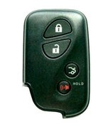 Smart Remote Key Fob 4 Button for 2006 - 2008 Lexus GS450h HYQ14AAB - $87.11