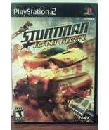 Stuntman Ignition on Playstation 2 - $6.00