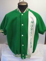 Antique Basketball Warm Up Jacket - Made of Fleece - Men's Large - $95.00