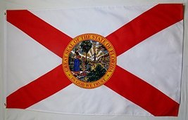 State of Florida Flag 3' X 5' Indoor Outdoor State Banner - $9.95
